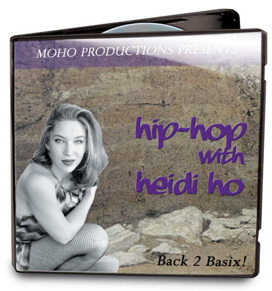 Hip-Hop With Heidi-Ho 5: Back 2 Basix
