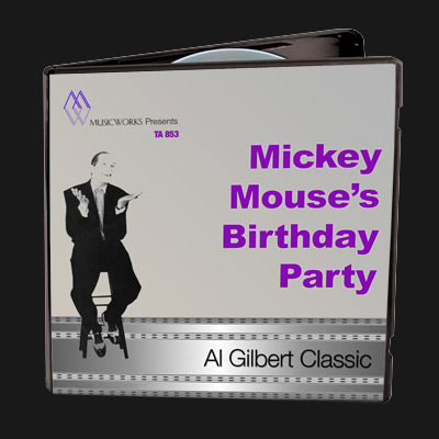 Mickey Mouse's Birthday Party