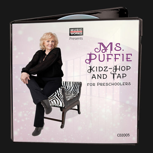 Ms. Puffie Kidz-Hop and Tap Class