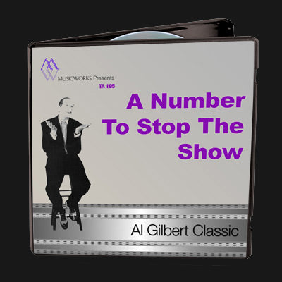 A Number To Stop The Show