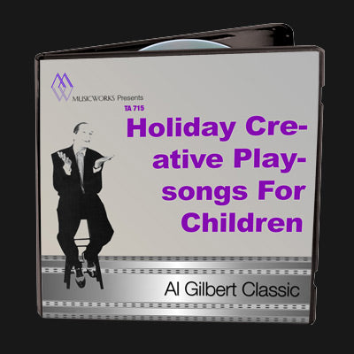 Holiday Creative Playsongs For Children