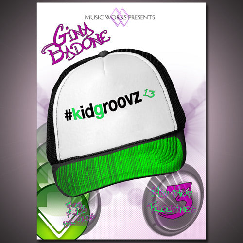 Kidgroovz, Vol. 13 Download
