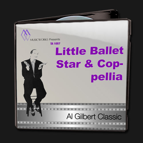 Little Ballet Star & Coppellia