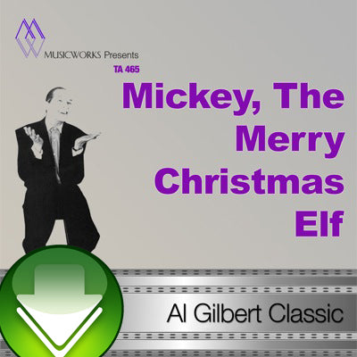 Mickey, The Merry Christmas Elf Download