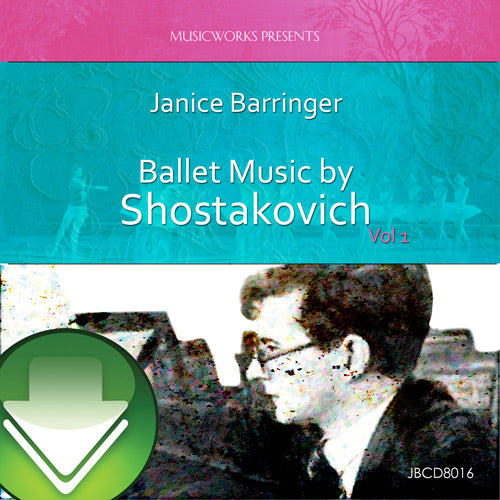 Ballet Music by Shostakovich, Vol. 1 Download