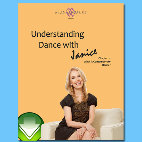 Understanding Dance with Janice Barringer, Chapter 2 E-book