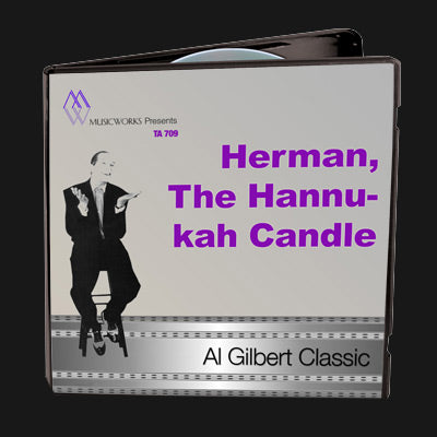 Herman, The Hannukah Candle