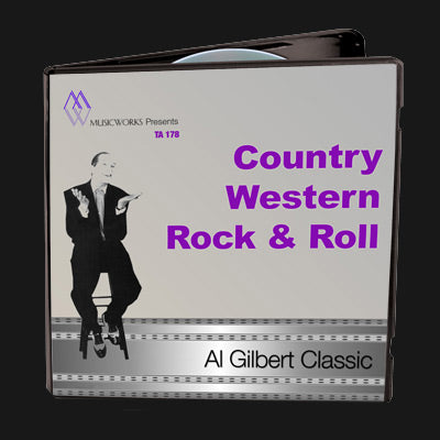 Country Western Rock & Roll