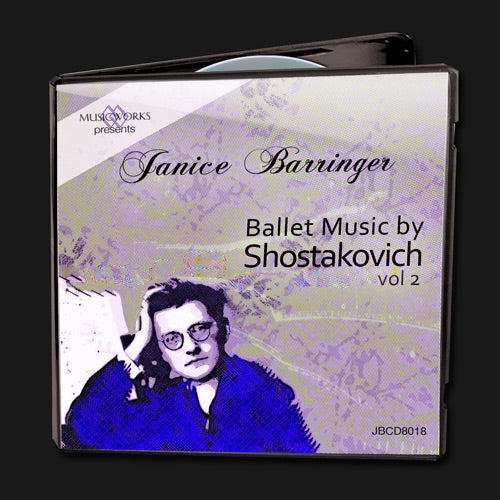 Ballet Music by Shostakovich, Vol. 2