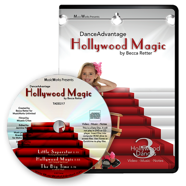 Dance Advantage – Hollywood Magic