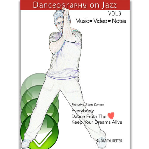 Danceography on Jazz, Vol. 3