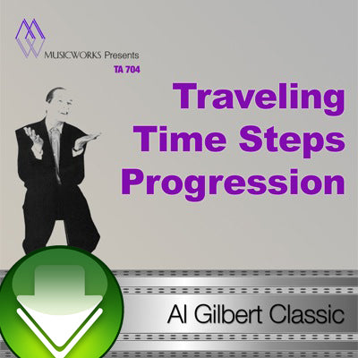 Traveling Time Steps Progression Download