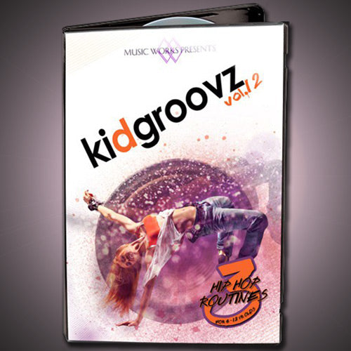 Kidgroovz, Vol. 12