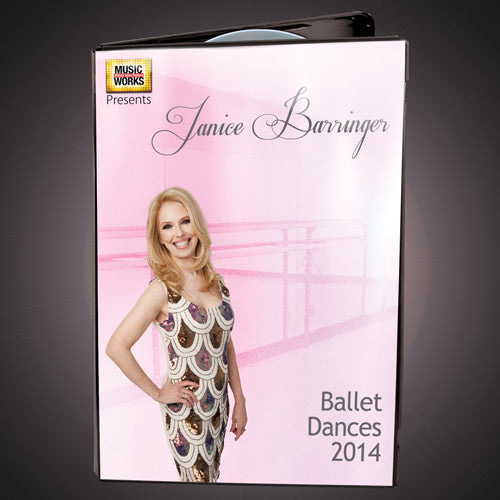 Janice Barringer Ballet Dances 2014