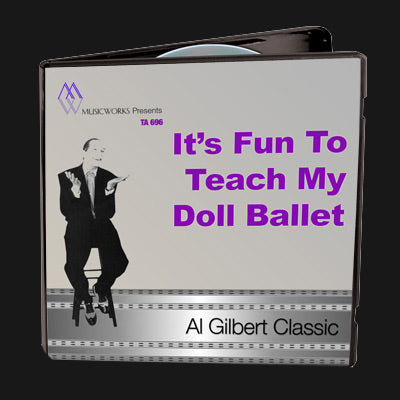 It's Fun To Teach My Doll Ballet
