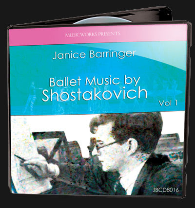 Ballet Music by Shostakovich Vol. 1