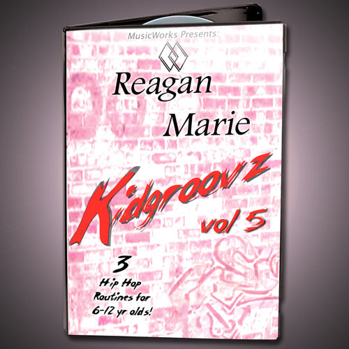 Kidgroovz, Vol. 5