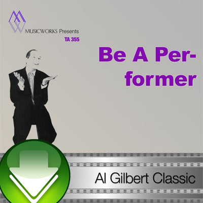 Be A Performer Download