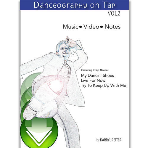 Danceography on Tap, Vol. 2