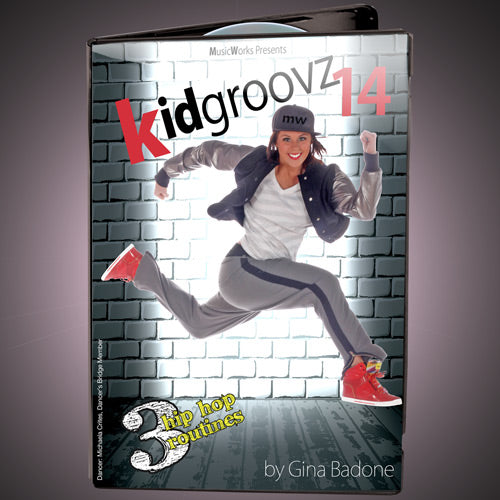 Kidgroovz, Vol. 14