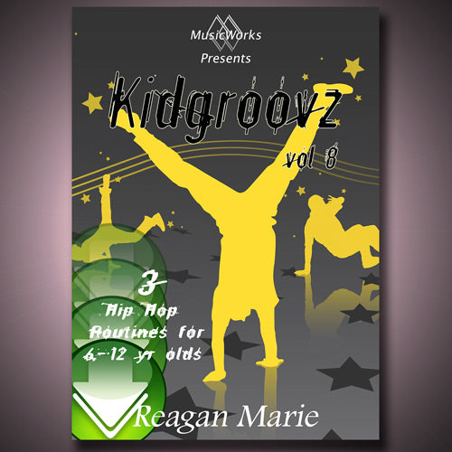 Kidgroovz, Vol. 8 Download