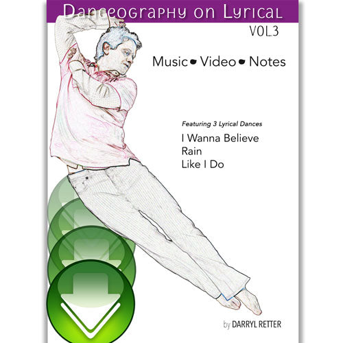 Danceography on Lyrical, Vol. 3
