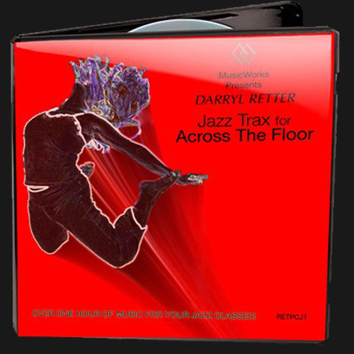 Jazz Trax for Across The Floor