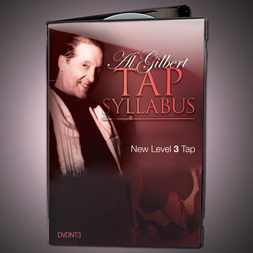 Al Gilbert Tap Technique DVD, Grade 3