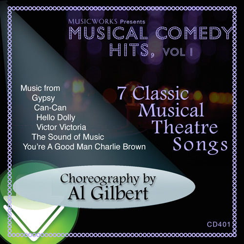 Musical Comedy Hits, Vol 1 Download
