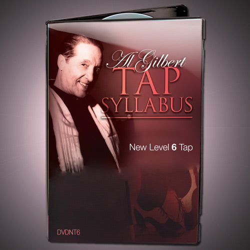 Al Gilbert Tap Technique DVD, Grade 6