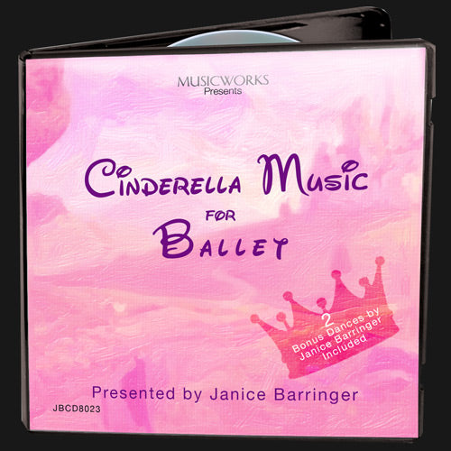 Cinderella Music for Ballet