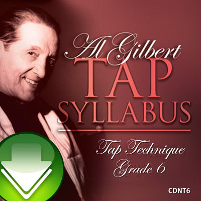 Al Gilbert Tap Technique, Grade 6 Download