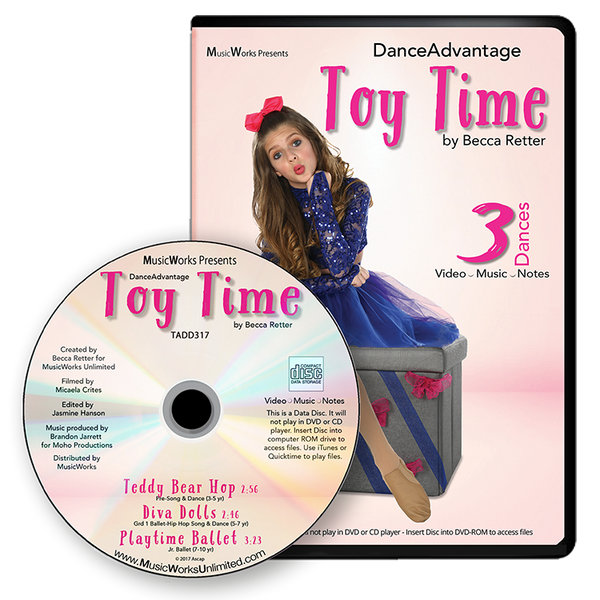 Dance Advantage – Toy Time