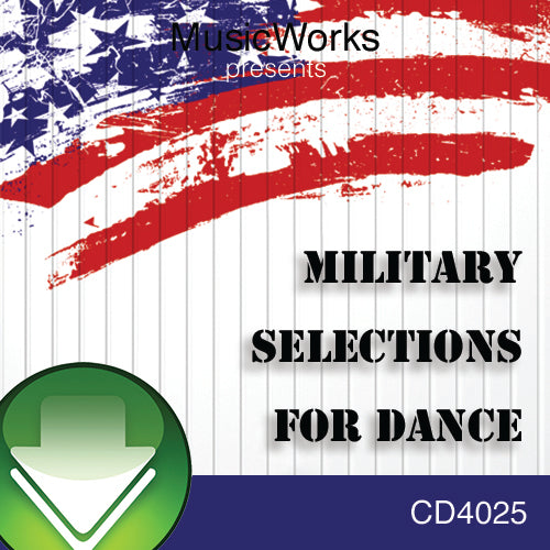 Military Selections for Dance Download