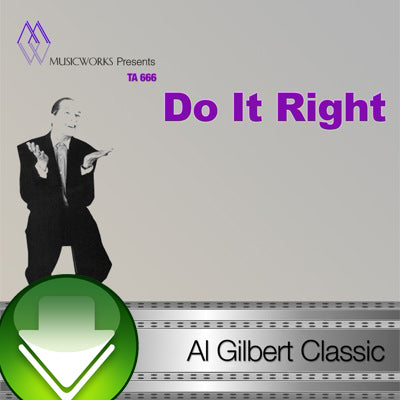 Do It Right Download