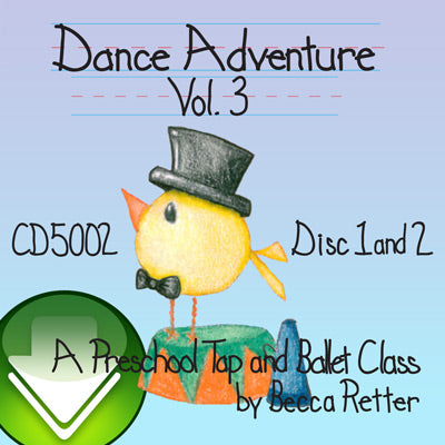 Dance Adventure, Vol. 3 Download