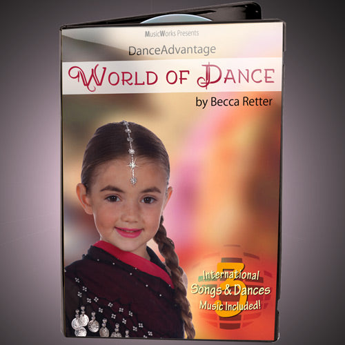 Dance Advantage – World of Dance