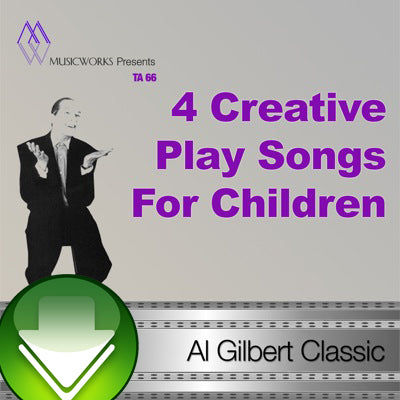4 Creative Play Songs For Children Download