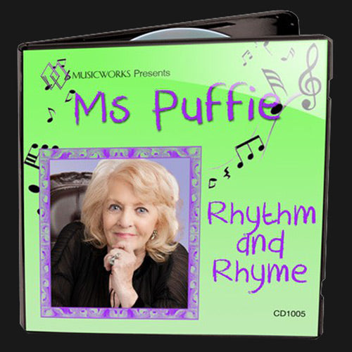 Rhythm & Rhyme Fun Class with Ms. Puffie