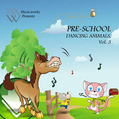 Pre-School Dancing Animals, Vol. 3 Download