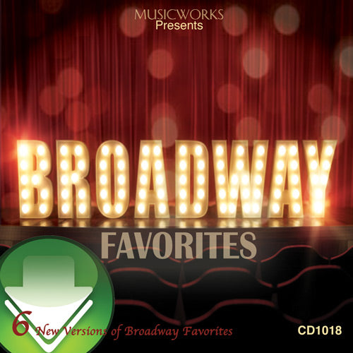 Broadway Favorites Download
