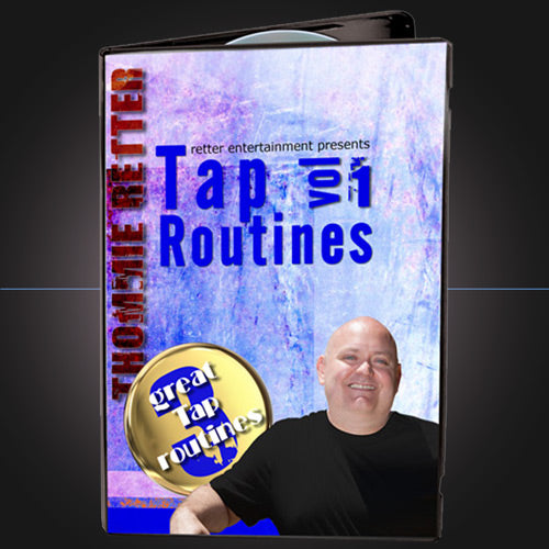 Thommie Retter Tap Routines, Vol 1