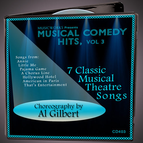 Musical Comedy Hits, Vol 3