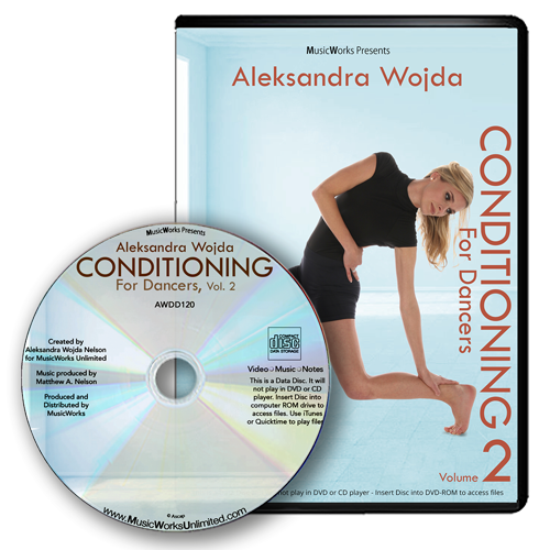 Conditioning for Dancers, Vol. 2