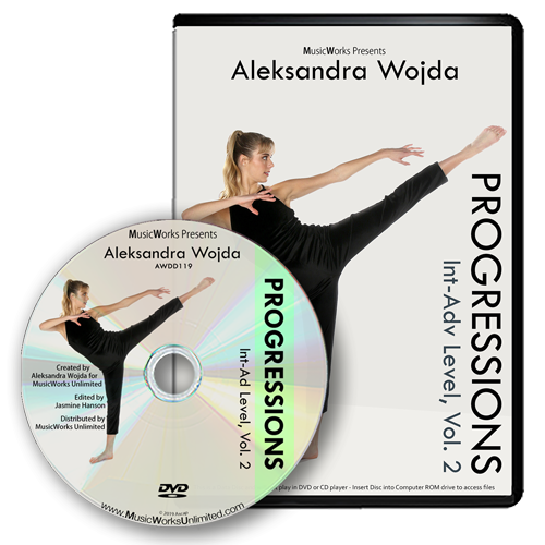 Progressions, Int-Adv Level, Vol. 2