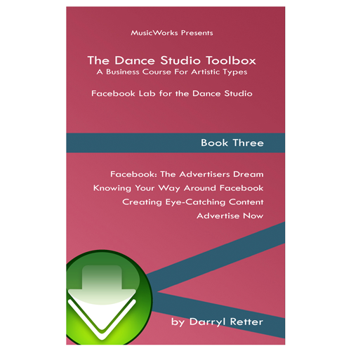 Facebook Lab for the Dance Studio E-book