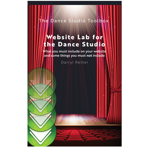 Website Lab for the Dance Studio E-Book
