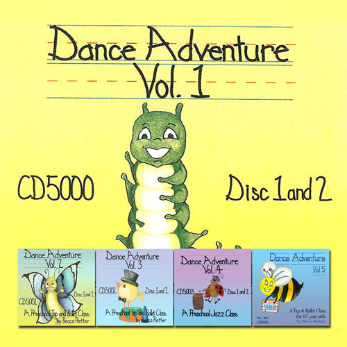 Dance Adventure Bundle