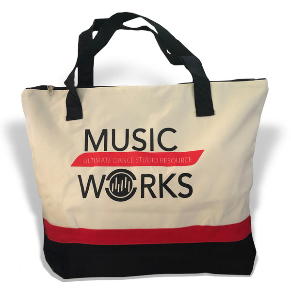 MusicWorks Canvas Bag