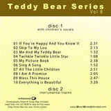 Teddy Bear, Vol. 6